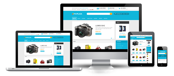 e-commerce prestashop - Papillon Web